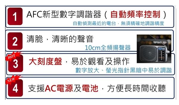 新品上市~預購商品✿國際牌✿Panasonic✿台灣松下✿FM/AM 收音機 《RF-2400D / RF2400D》