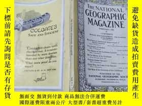 二手書博民逛書店National罕見Geographic February 19