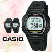 CASIO手錶專賣店 卡西歐  LW-201 中性錶 電子錶 秒錶計時 電子錶 LED照明 塑膠錶帶