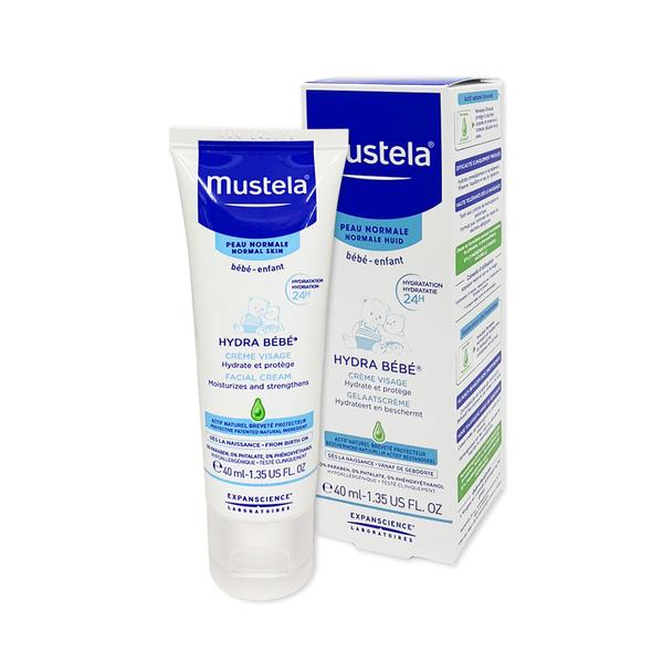 Mustela - 潤面乳霜 40ml