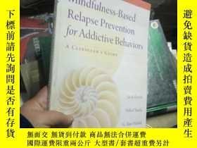 二手書博民逛書店Mindfulness-Based罕見Relapse Preve