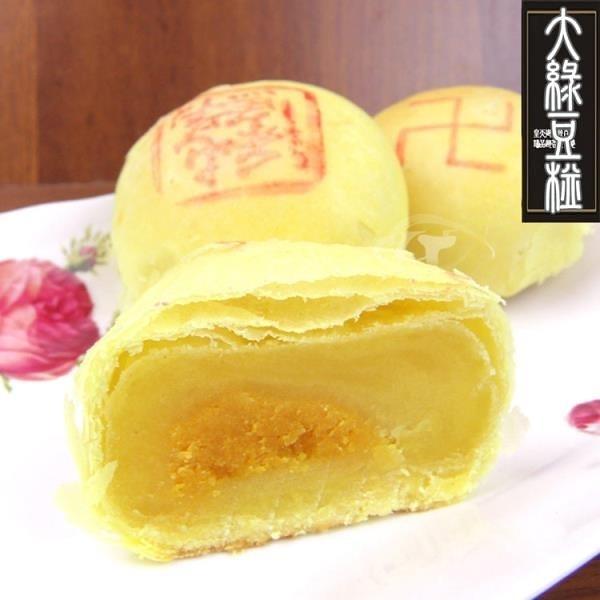 【南紡購物中心】皇覺 千層純正大綠豆椪禮盒8入組