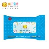 【特價29元】獅子寶寶 Baby Lion 酒精抗菌濕巾 酒精抗菌擦拭巾 10抽/包