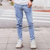 刷色牛仔褲【SB-N4167】(ROVOLETA)