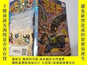 二手書博民逛書店Silda罕見the Electric Eel: Book 1 (Sea Quest):電鰻西爾達:第 一冊(海上