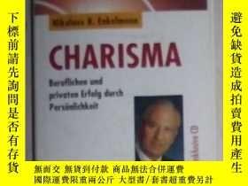 二手書博民逛書店原版罕見Charisma. Beruflichen privat