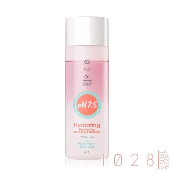 1028 pH7.5深層清潔眼唇卸妝液85ml