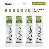 小叮噹的店-D'Addario DRS Reserve 中音薩克斯風竹片 Alto Saxophone  RICO