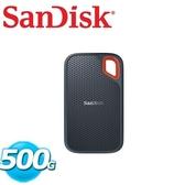 全新 SanDisk Extreme Portable E60 500GB 行動固態硬碟