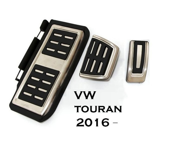 Touran 金屬 踏板 VW 福斯 (OS小舖)