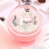 音樂盒-少女心爆棚的小仙女櫻花粉木質八音盒音樂盒送兒童女生日禮物七夕 提拉米蘇