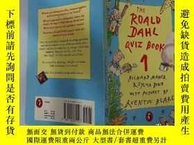 二手書博民逛書店The罕見Roald Dahl Quiz Book:羅爾德達爾測驗書Y200392