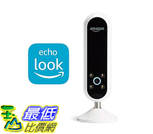 美國amazon 代購 Echo Look | Hands-Free Camera and Style Assistant Amazon