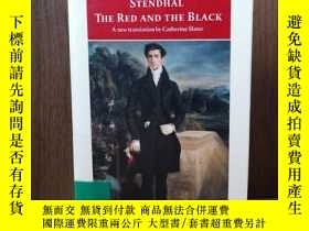 二手書博民逛書店The罕見Red and the Black: A Chronicle of the Nineteenth Cen