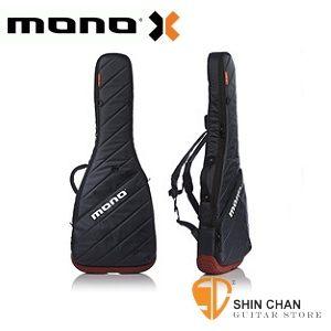 mono吉他袋►美國MONO   M80-VEG-GRYM80系列 Vertigo 黑色紅底-電吉他袋-軍事化防震防潑水