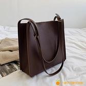 大容量女士包包時尚百搭單肩托特包【小橘子】