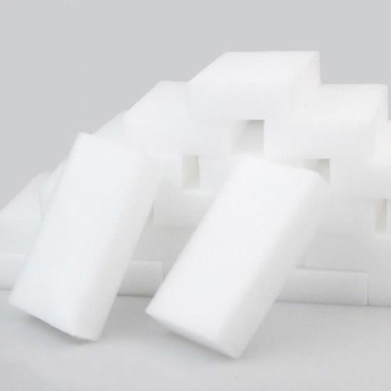 科技海綿 海綿擦 海綿刷 清潔刷 洗鞋 納米清潔海綿(裸裝-薄) ✭米菈生活館✭【K62】