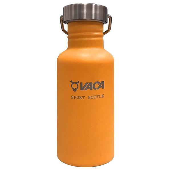 單層不銹鋼運動水壺 500ML 保溫瓶 保溫杯 不鏽鋼 真空 水瓶 水瓶 1919029 (顏色隨機出貨)
