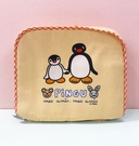 【震撼精品百貨】Pingu_企鵝家族~手提袋-黃#35001