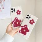 一朵小紅花 適用 iPhone12Pro 11 Max Mini Xr X Xs 7 8 plus 蘋果手機殼