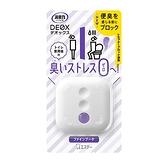 DEOX浴廁淨味消臭力精美花束6ml【愛買】
