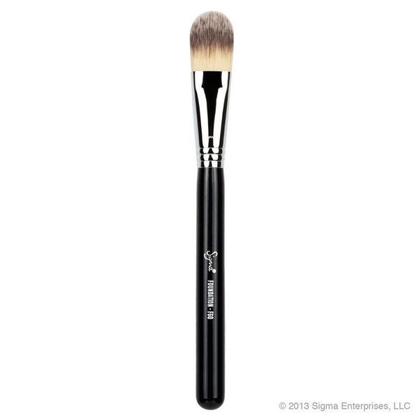 Sigma F60 - FOUNDATION 【愛來客】美國Sigma官方授權經銷商 粉底刷 化妝刷