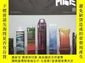 二手書博民逛書店Choi s罕見Package 01 包裝設計英文原版Y2293