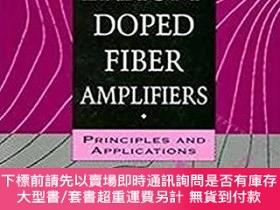 二手書博民逛書店預訂Erbium-Doped罕見Fiber Amplifiers: Principles And Applicat