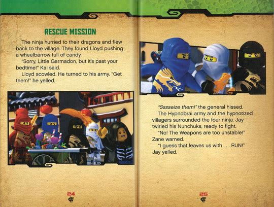 LEGO NINJAGO (樂高旋風忍者): RISE OF THE SNAKES