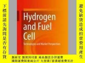 二手書博民逛書店Hydrogen罕見and Fuel CellY405706 Johannes T?pler ISBN:97