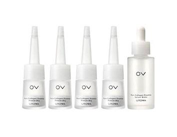 OV純膠原蛋白美容液 FD   0.1gx4瓶、30mlx1瓶 【日本專業沙龍專用】☆頂級美容液