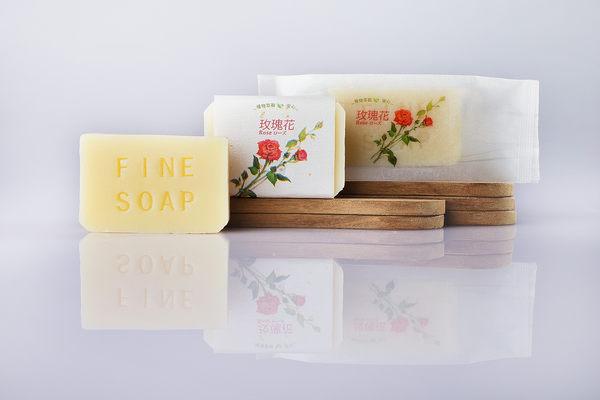 臻品植萃 玫瑰旅行 植萃皂(1 入/22.5g) 原價100元