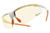 720 運動太陽眼鏡 720B304 C2FJ (Dart J76 PX)(白-橘/日夜變色片) 台灣製 磁性換片設計 #金橘眼鏡