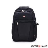 OVERLAND - 美式十字軍 - 幾何訂製款百搭機能後背包 - 5403