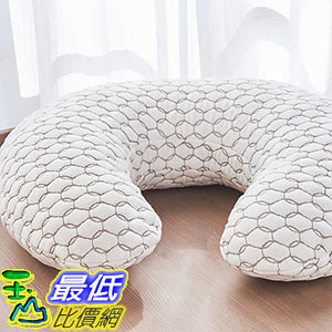 [美國直購]Brentwood Home Honeysuckle Nursing Pillow金銀花護理枕頭