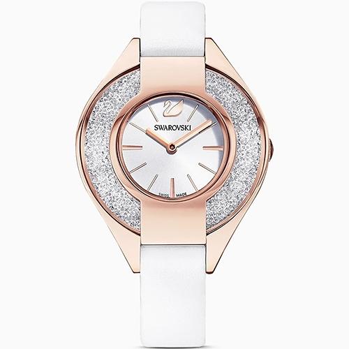 SWAROVSKI施華洛世奇 CRYSTALLINE SPORTY 動感光彩時尚腕錶 5547635