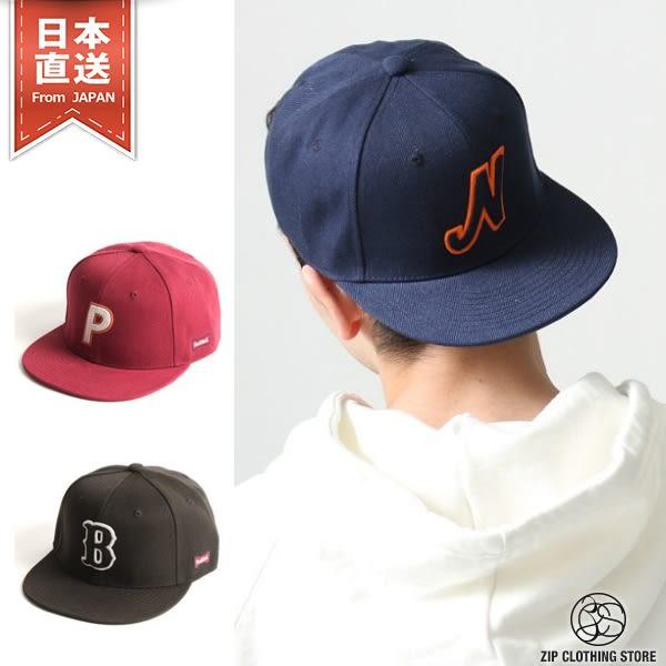 字母棒球帽 貼布繡帽子 共4色