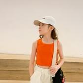 女童內衣背心 女童吊帶背心2020夏季新款中大童韓版純棉兒童外穿上衣【快速出貨】