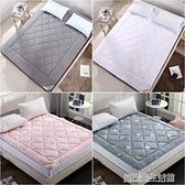 加厚軟床墊1.8m米床褥子雙人全棉1.5m棉花0.9學生宿舍單人1.2墊被