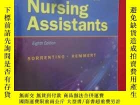 二手書博民逛書店Mosbys罕見Textbook for Nursing Ass