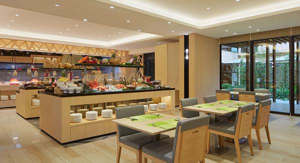 大溪威斯汀酒店-知味西餐廳  自助午晚餐券(假日不加價)