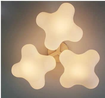 設計師美術精品館Foscarini Qua S 可作吸頂 3頭幸運草壁燈 421/3C
