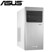 【送WMF手湯鍋+餐具組】ASUS H-S640MB-I79700015T (i7-9700/8G/1T+256G/1650 4GB/WIFI/Win10) 保固三年