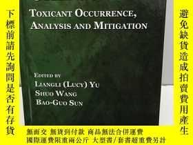 二手書博民逛書店Food罕見Safety Chemistry: Toxicant