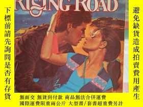 二手書博民逛書店The罕見rising road 外文原版口袋書Y109818