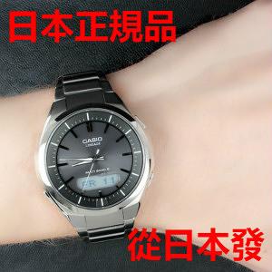 新品 日本正規品 CASIO 卡西歐手錶 LINEAGE 太陽能電波手錶 時尚男錶  LCW-M500TD-1AJF 鈦合金