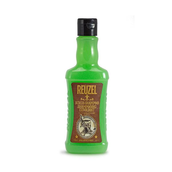 REUZEL Scrub Shampoo 脫油去角質保濕髮浴 350ml【美人密碼】