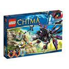 LEGO樂高 Chima系列  魔盜鴉Razar追擊_LG70012