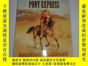 二手書博民逛書店JIMMY罕見SPOON AND THE PONY EXPRESS 【193】Y10970 KRISTIANA