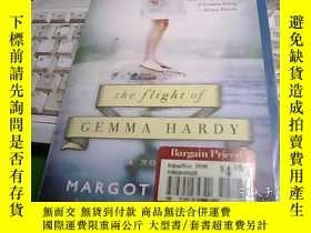 二手書博民逛書店the罕見flight of GEMMA HARDY GEMMA